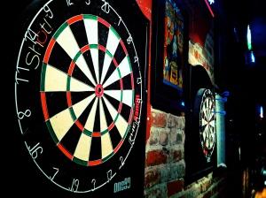 Hilltop darts